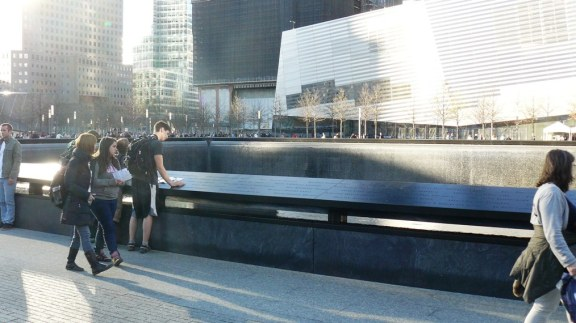 9/11 Memorials.