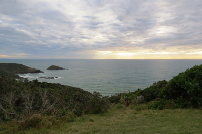 Pacific Sunrise.
