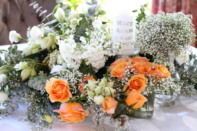 lotsa flowers