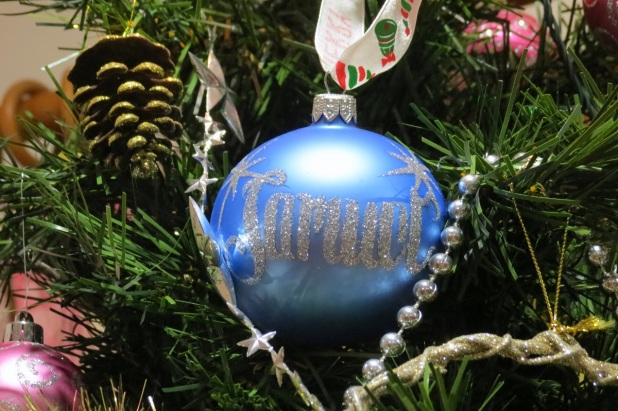 Sam's ornament